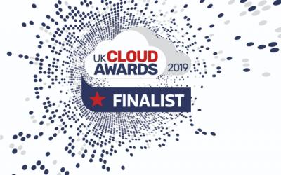 UK Cloud Awards Finalists 2019